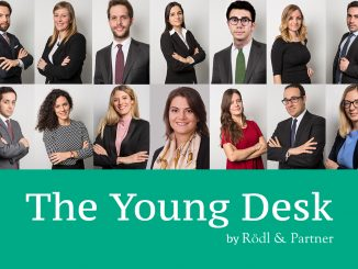 The Young Desk