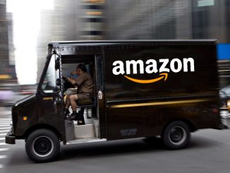 Amazon operatore postale