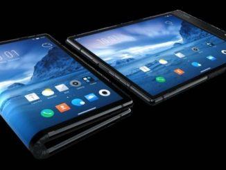 smartphone-pieghevole-flexpai