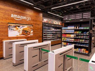 Amazon Go cashierless