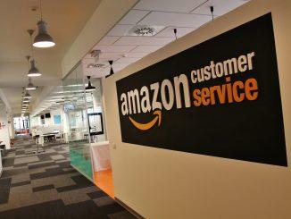 assunzioni Amazon 2018