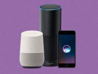 Alexa Siri Google Assistant