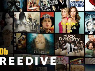Amazon IMDB Freedive
