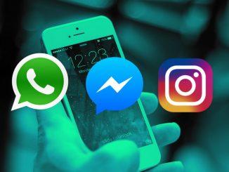 whatsapp messenger instagram unione
