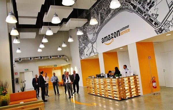 Customer service Amazon di Cagliari