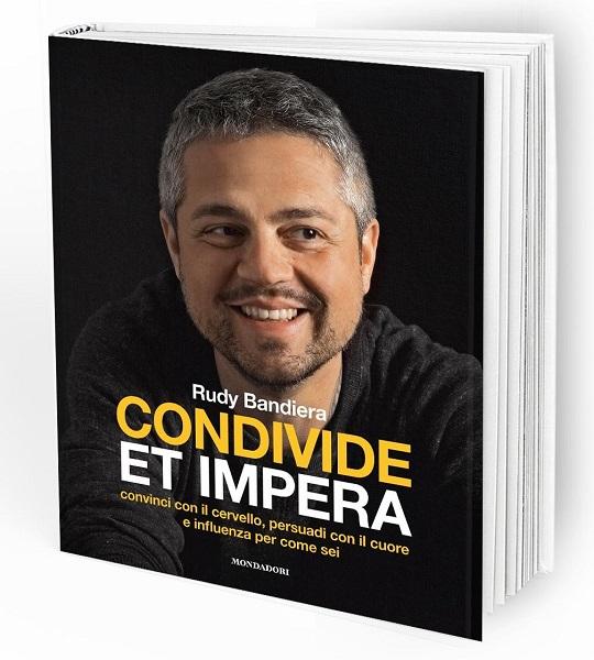 Condivide et impera, terzo libro di Rudy Bandiera