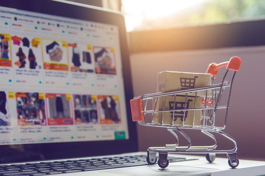 Shopping online e consegne a domicilio sono cresciute in modo esponenziale