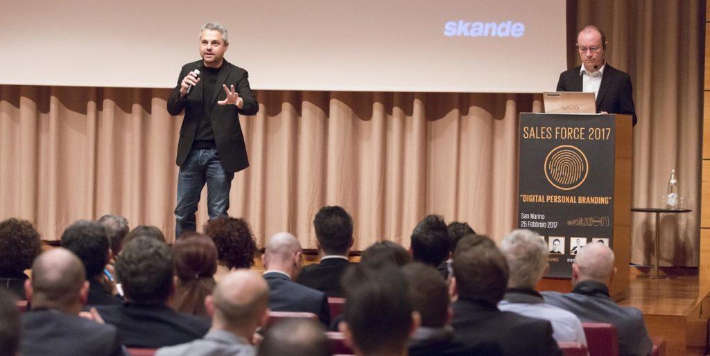 Rudy Bandiera e Riccardo Scandellari - fondatori di NetPropaganda