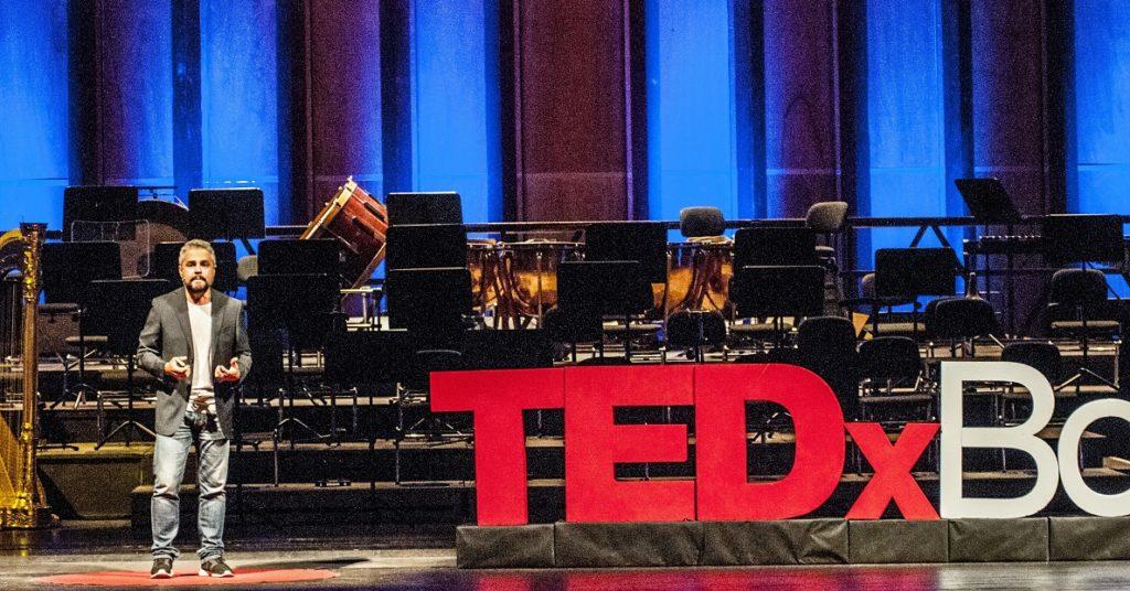 Rudy Bandiera al TEDx Bologna