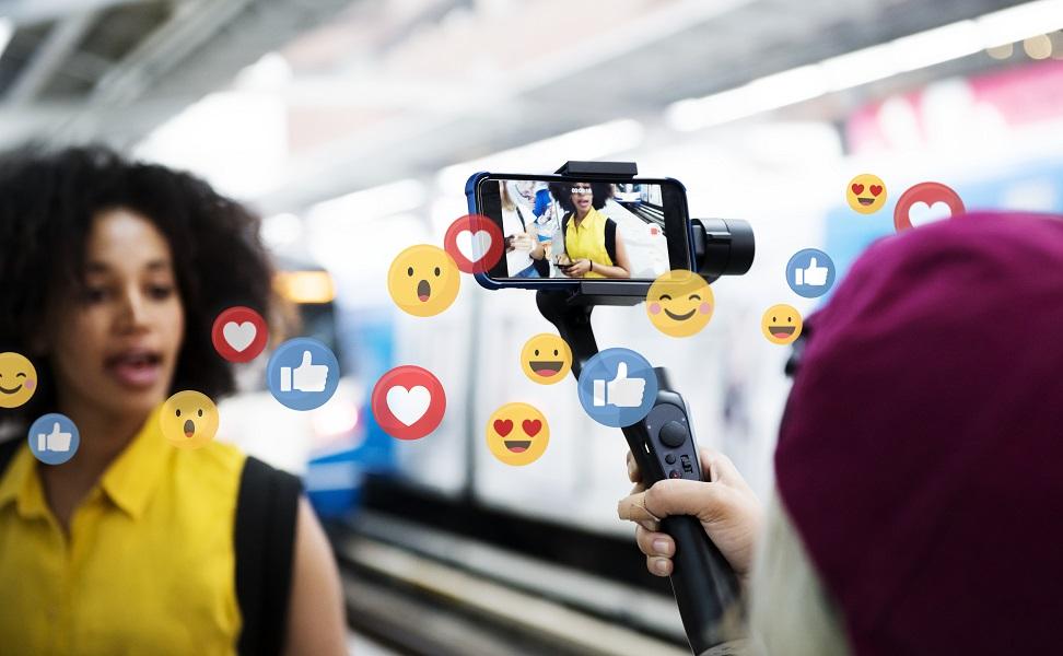 Un esempio di influencer marketing con video dirette