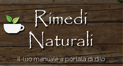 rimedi naturali