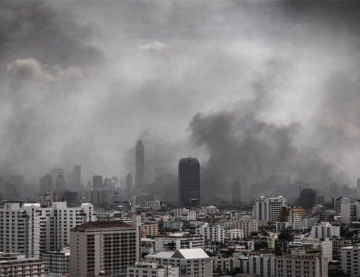 smog inquinamento e polveri sottili in città