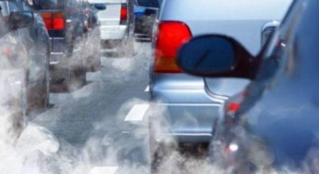 Smog e inquinamento delle auto in città