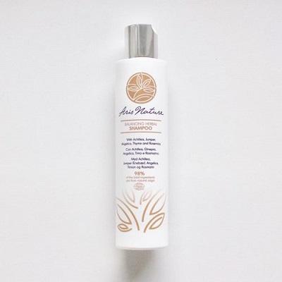 Shampoo bio per capelli secchi ARIS NATURE – Balancing Herbal Shampoo (200ml)