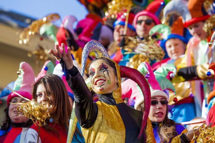 Carnevale green: maschere e costumi fai da te