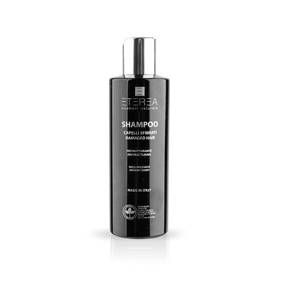 Shampoo bio per capelli secchi ETEREA – Shampoo Capelli Sfibrati (200 ml)