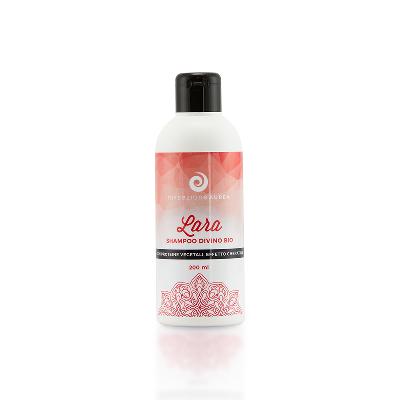 """Shampoo bio per capelli secchi MYSEZIONE AUREA – """"Lara"""" Shampoo divino (200 ml)"""