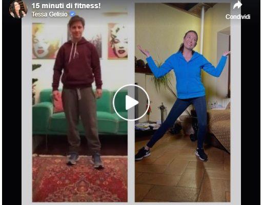 fitness in 15 minuti