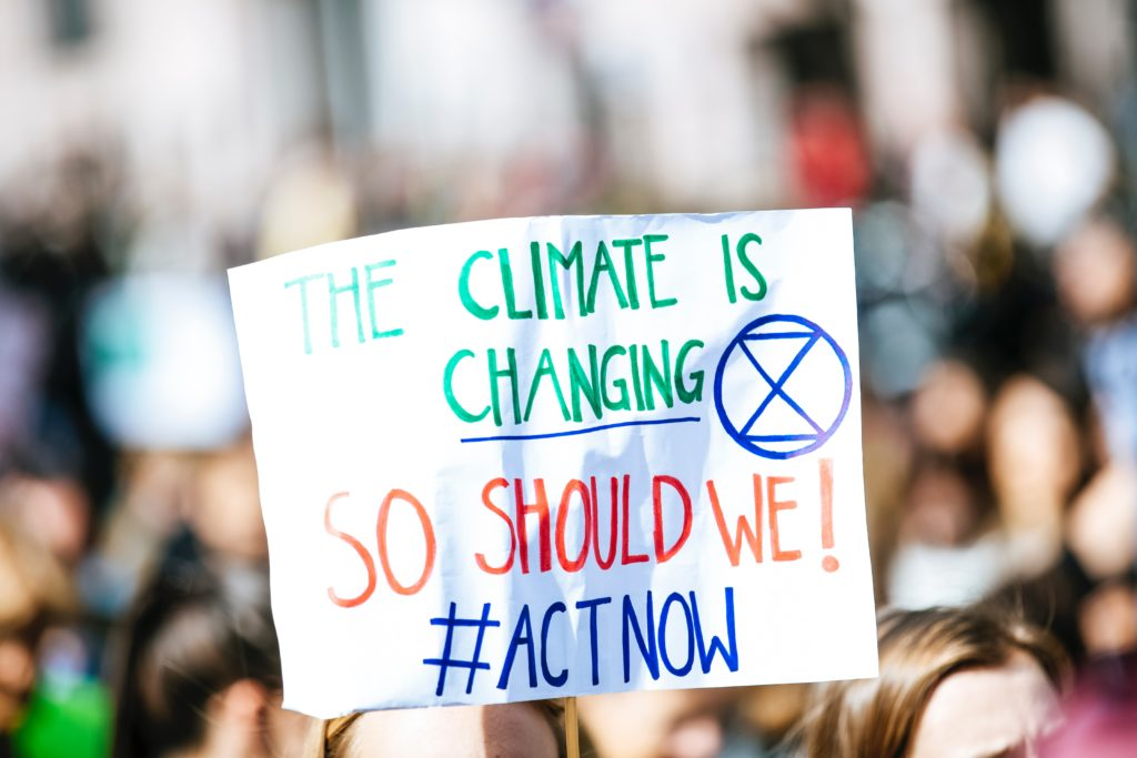 Proteste a difesa del clima o Climate Strike