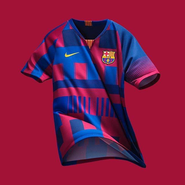 Barcellona e Nike 20 anni insieme