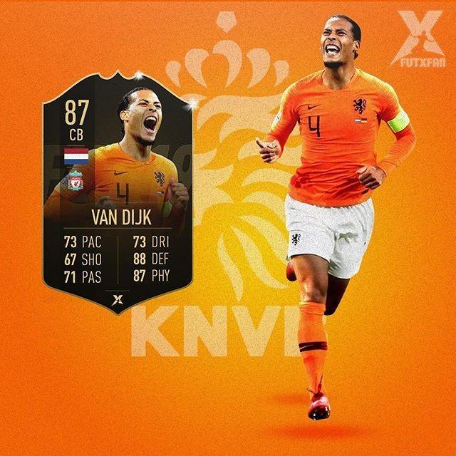 Virgil Van Dijk Prediction IF