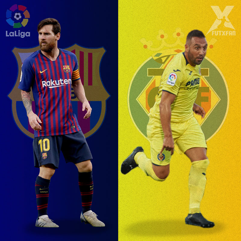 Barcellona vs Villareal