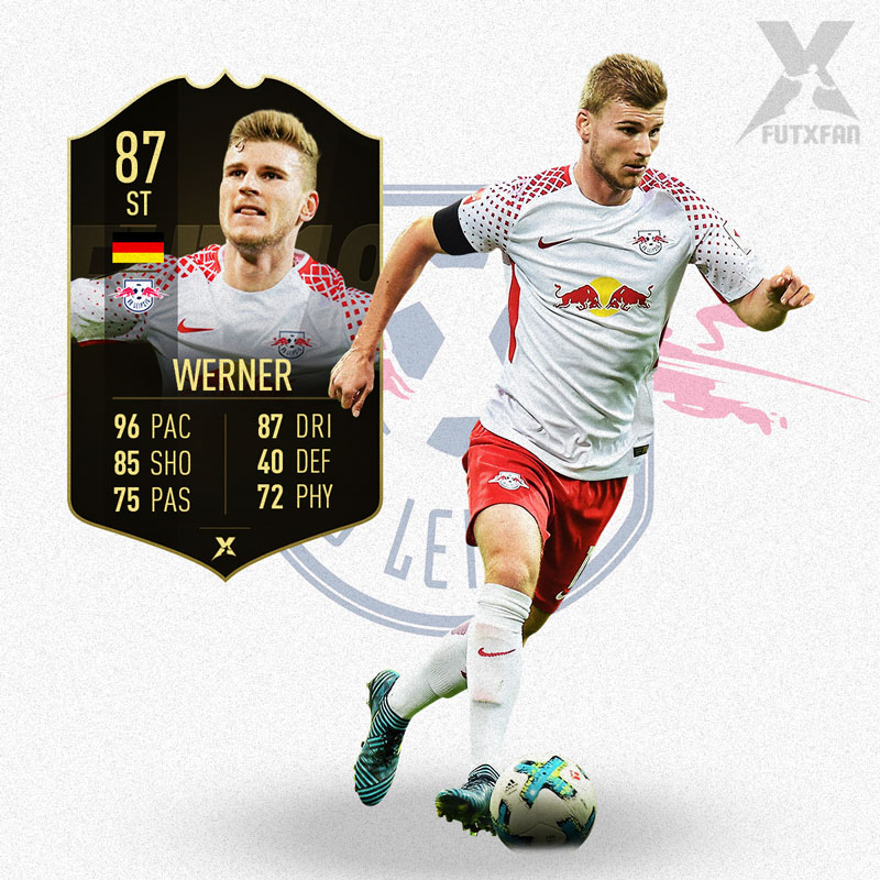 Timo Werner Prediction IF