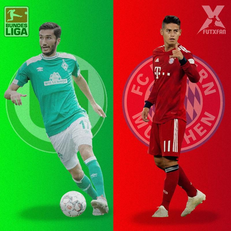 Werder Brema vs Bayern Monaco
