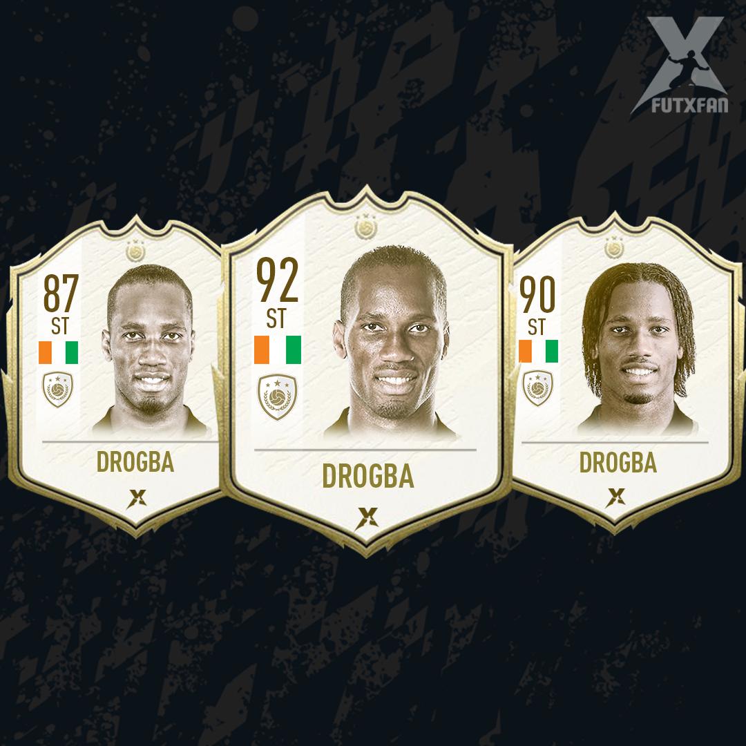 Didier Drogba Prediction Icon