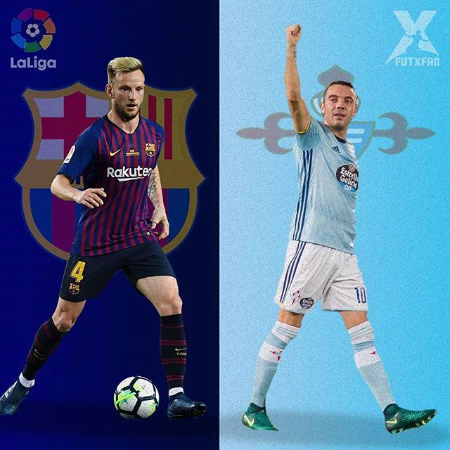 Barcellona vs Celta Vigo