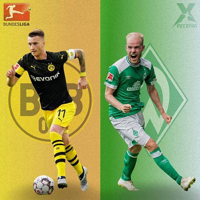 Borussia Dortmund vs Werder Brema
