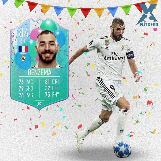 Compleanni famosi…..auguri Karim Benzema !!!