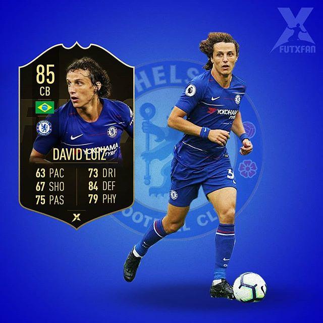 David Luiz Prediction If