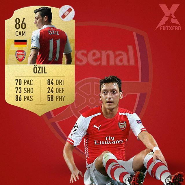 Si fa male e gioca 1740 ore alla Playstation: guai per il big dell'Arsenal Ozil