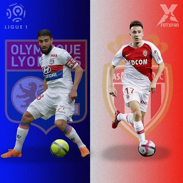 Lione vs Monaco