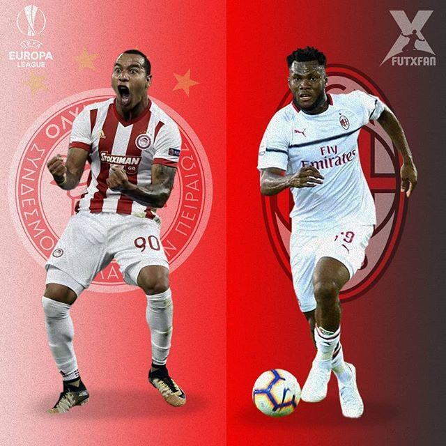 Olympiacos vs Milan