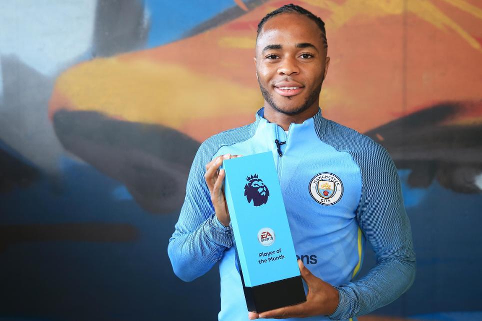 Sterling Player of the Month di novembre di Premier League