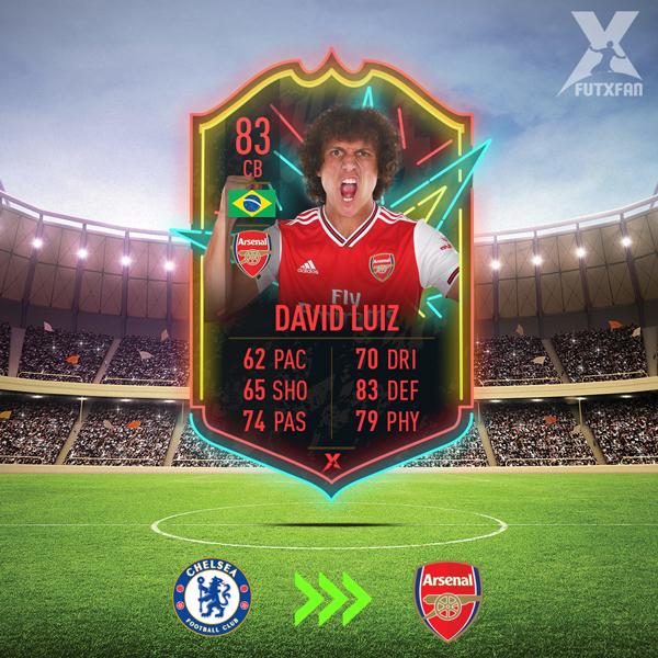 David Luiz prediction OTW