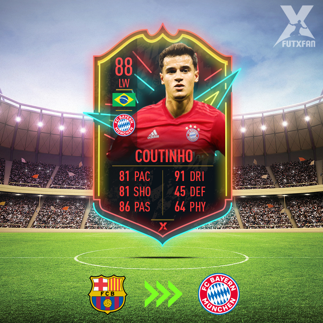 Coutinho Ones to Watch
