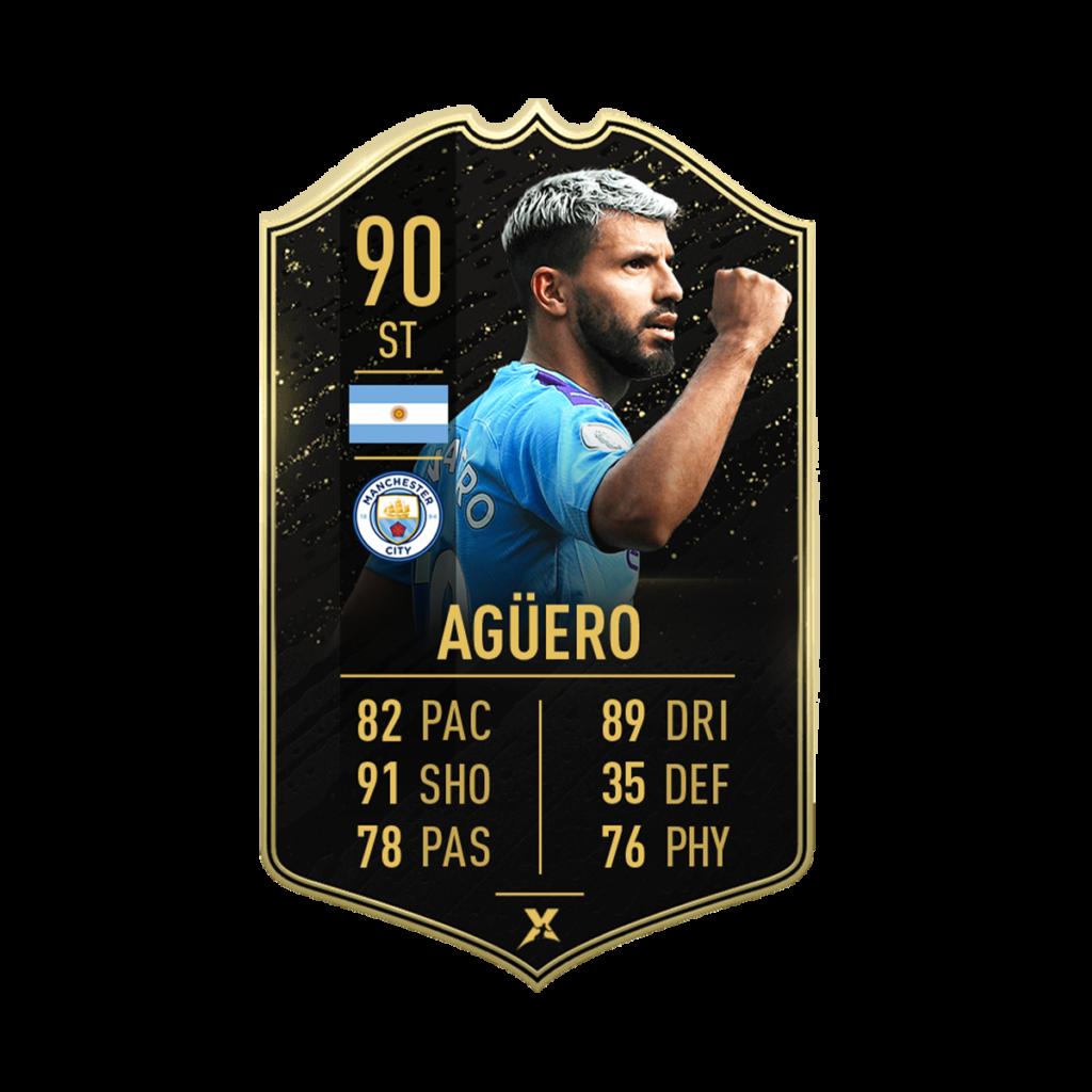Sergio Aguero Prediction TOTW 2