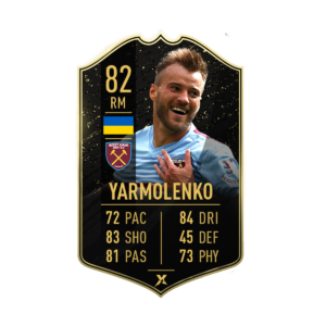 Yarmolenko Prediction TOTW 2
