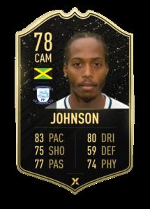 Card Daniel Johnson