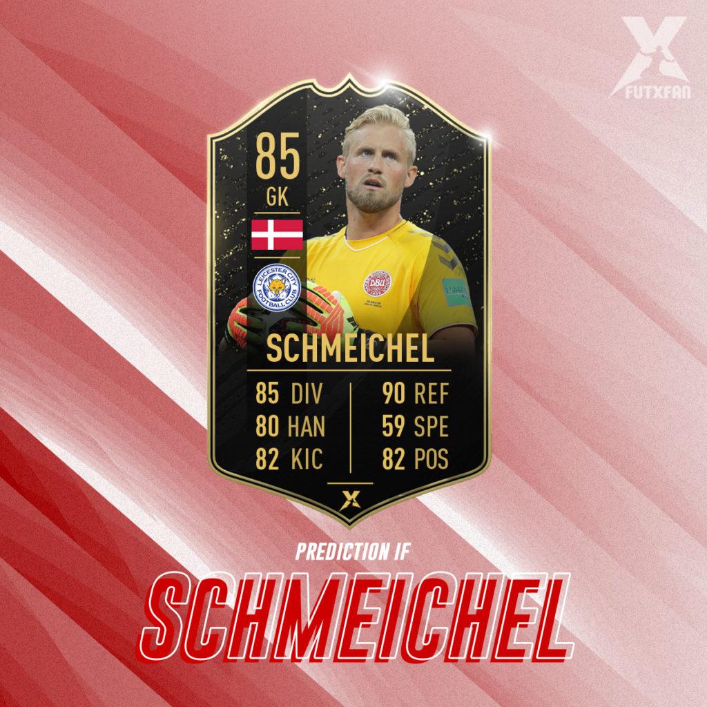 Schmeichel è una vera saracinesca nella vittoria della Danimarca contro la Svizzera.