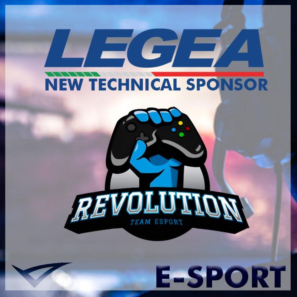 Legea e team revolution