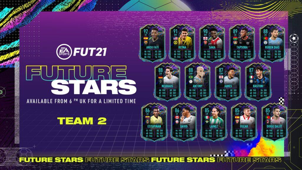 Secondo Gruppo Furure Stars