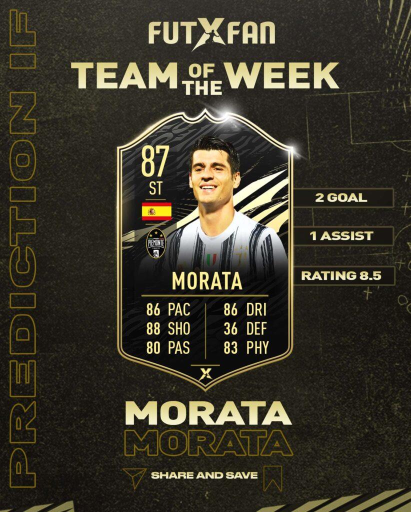 Álvaro Morata (Juventus)