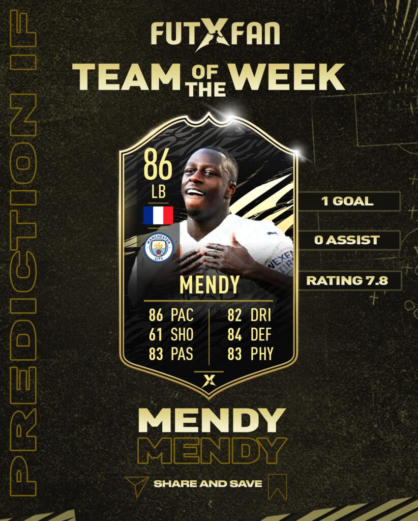 Benjamin Mendy (Manchester City)