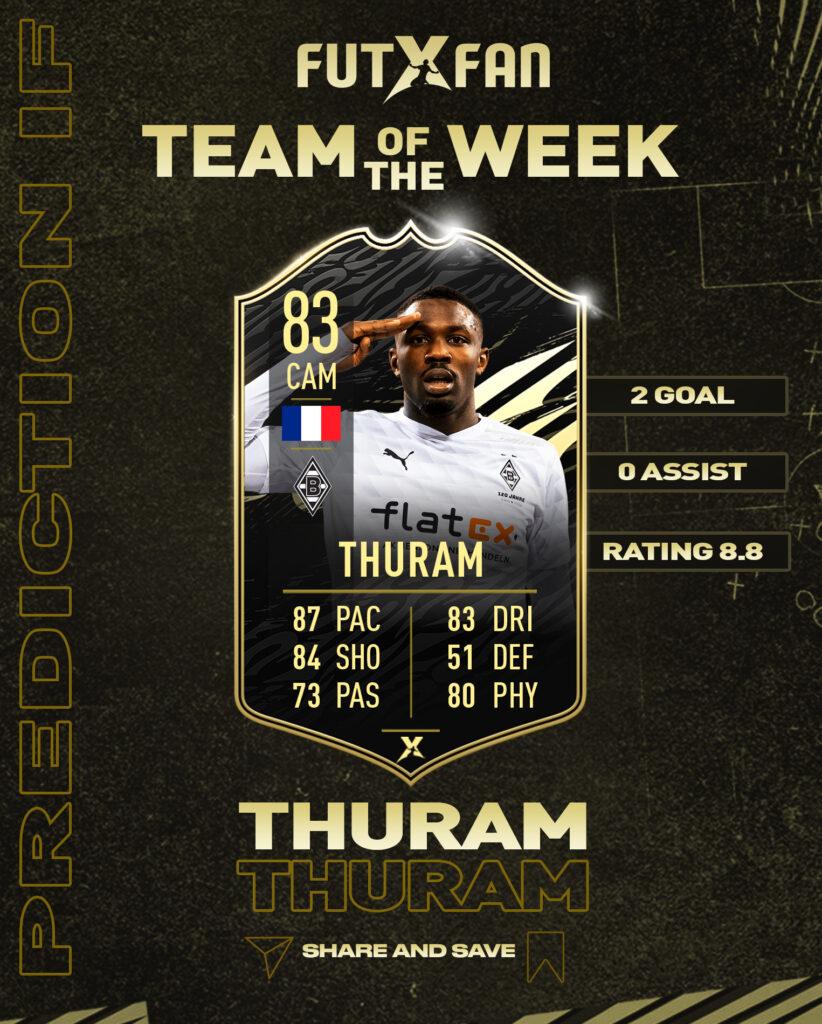 Marcus Lilian Thuram (Borussia M'gladbach)