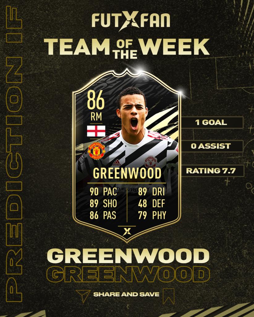 Mason Greenwood (Manchester United)