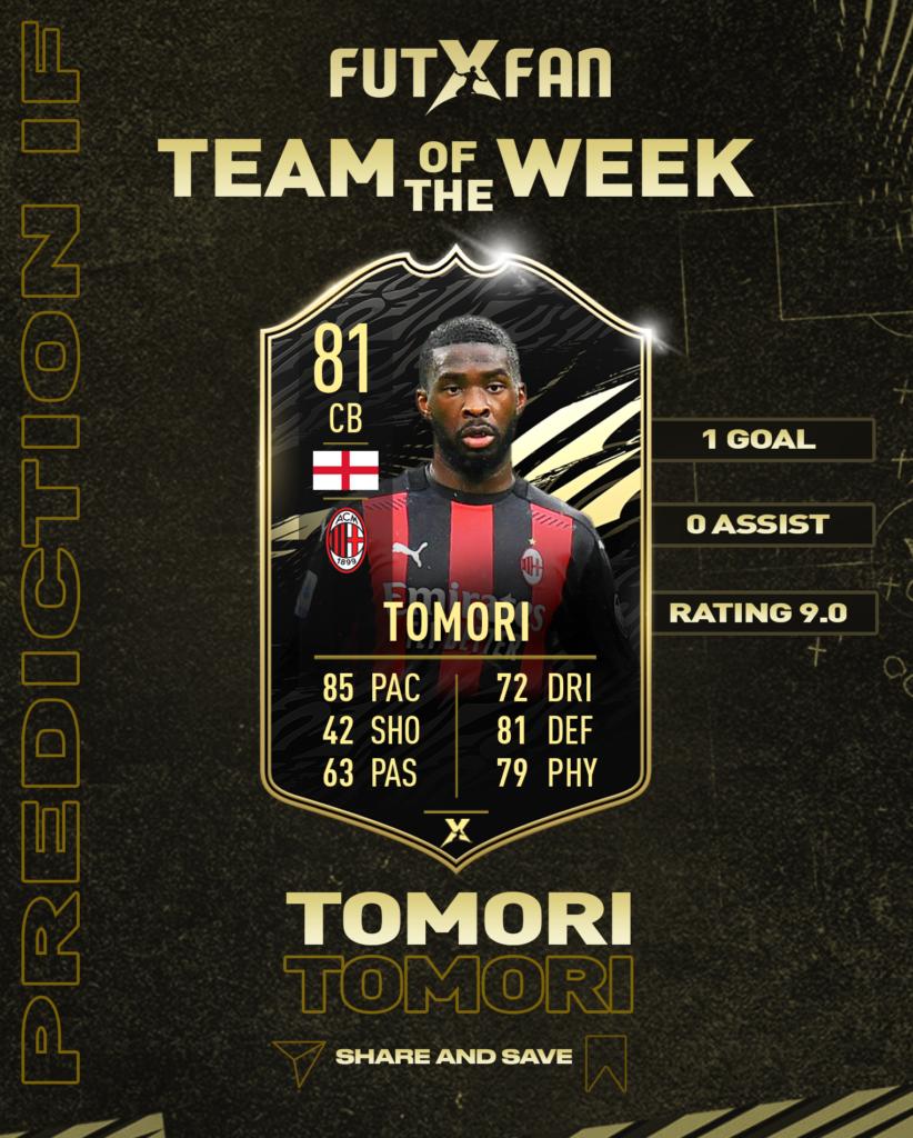 Fikayo Tomori (Milan)